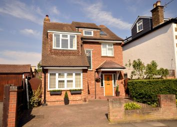 Thumbnail 4 bed detached house for sale in Penrith Road, New Malden
