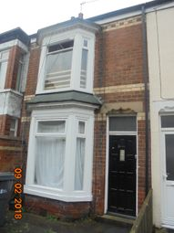 Thumbnail 1 bed terraced house to rent in Clarendon Avenue, Manvers Street, Hull