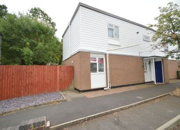 Thumbnail 3 bedroom terraced house for sale in Aldington Close, Redditch