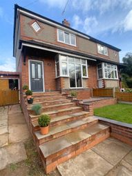Thumbnail 2 bed semi-detached house for sale in Manor View, Coley Lane, Stafford