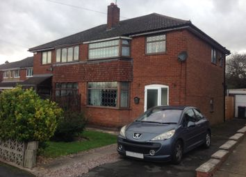 Thumbnail 3 bed semi-detached house for sale in Eaton Crescent, St Georges, Telford, Shropshire