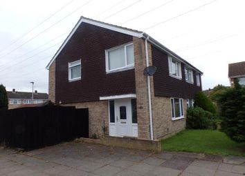 Thumbnail 3 bed semi-detached house for sale in Lune Walk, Brickhill