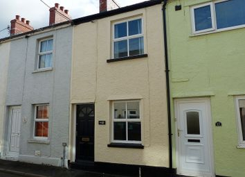 Thumbnail 2 bed terraced house to rent in John Street, Brecon