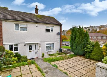 Thumbnail 2 bedroom end terrace house for sale in Copleston Road, Plymouth, Devon