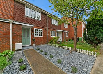 Thumbnail 3 bed terraced house for sale in Delaporte Close, Epsom
