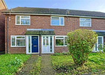 Thumbnail 2 bedroom terraced house for sale in Duloe Brook, Eaton Ford, St. Neots, Cambridgeshire