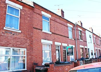 Thumbnail 3 bed terraced house to rent in Newcombe Road, Earlsdon, Coventry, West Midlands