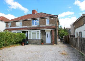 Thumbnail 1 bedroom flat for sale in Grange Road, Bishopsworth