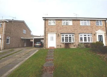 Thumbnail 3 bed semi-detached house for sale in Sidlaws Road, Farnborough, Hampshire