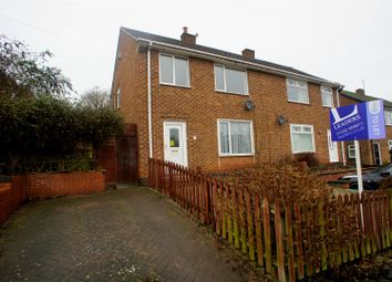 Thumbnail 3 bed semi-detached house to rent in Ladybower Road, Spondon, Derby