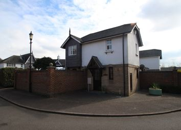 Thumbnail 1 bed end terrace house to rent in Maltings Park, Colchester Road, West Bergholt, Colchester