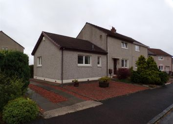 Thumbnail 3 bed semi-detached house for sale in Victoria Crescent, Airdrie