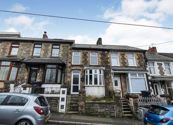 Thumbnail 2 bedroom terraced house for sale in Tillery Road, Abertillery