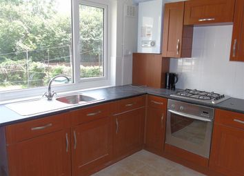 Thumbnail 2 bed flat to rent in Canberra Road, Bridgend