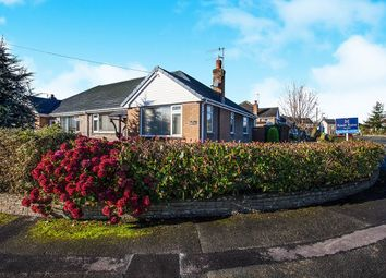 Thumbnail 2 bed bungalow for sale in Longacre Close, Carnforth
