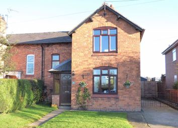 Thumbnail 3 bed semi-detached house for sale in Church Lane, Ash Magna, Whitchurch