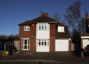Thumbnail 4 bed property to rent in Christopher Road, East Grinstead, West Sussex