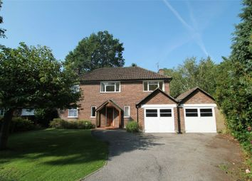 Thumbnail 4 bed detached house to rent in Dartnell Park Road, West Byfleet