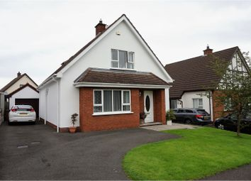 Thumbnail 3 bed detached house for sale in Tudor Road, Carrickfergus