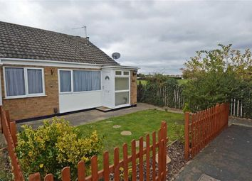 Thumbnail 1 bed semi-detached bungalow for sale in Torrington Close, Wigston