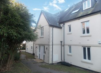 Thumbnail 2 bed flat for sale in Doublegates, Trewoon, St. Austell
