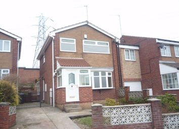 Thumbnail 3 bed detached house to rent in 3 Eilam Close, Kimberworth, Rotherham, South Yorkshire