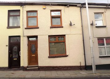 Thumbnail 3 bed terraced house for sale in Court Street, Tonypandy, Rhondda, Cynon, Taff.
