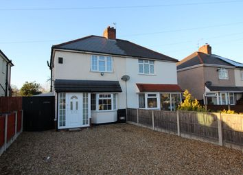 Thumbnail 2 bedroom semi-detached house for sale in Cannock Road, Featherstone, Wolverhampton