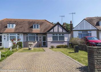 Thumbnail 2 bed semi-detached bungalow for sale in The Crescent, Harrow