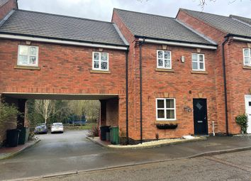 Thumbnail 5 bed terraced house for sale in The Green, Leicestershire, Donington Le Heath