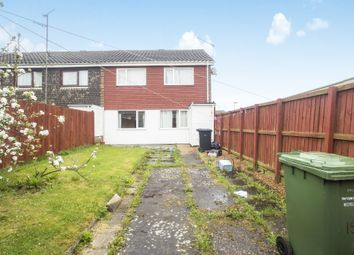 Thumbnail 3 bed end terrace house for sale in Post Mill, King's Lynn