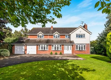 Thumbnail 5 bed detached house for sale in Nursery Lane, Hopwas, Tamworth