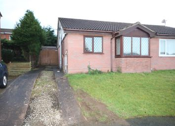 Thumbnail 2 bed semi-detached bungalow for sale in Fron Uchaf, Colwyn Heights, Colwyn Bay