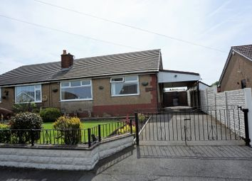 Thumbnail 2 bed bungalow for sale in Martin Drive, Darwen