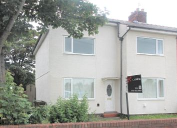 Thumbnail 4 bed end terrace house for sale in Moss Lane, Litherland