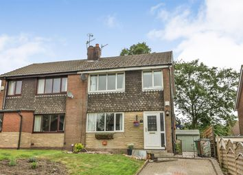 Thumbnail 3 bed semi-detached house for sale in Chelburn View, Calderbrook, Littleborough