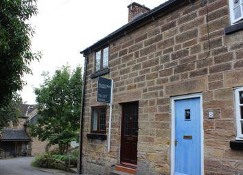 Thumbnail 1 bed end terrace house to rent in Fisher Lane, Duffield, Belper
