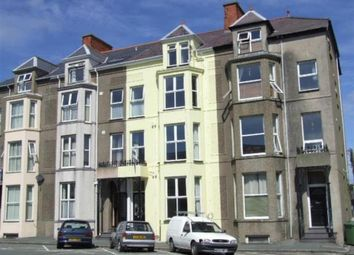 Thumbnail 4 bed flat for sale in Churton Street, Pwllheli, Gwynedd