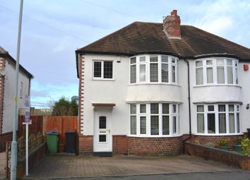 Thumbnail 3 bed semi-detached house for sale in Warley Hall Road, Oldbury