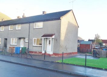 Thumbnail 2 bed terraced house for sale in Dalmore Drive, Alva