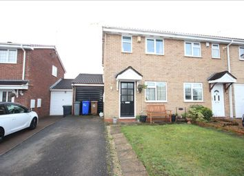 Thumbnail 2 bed semi-detached house to rent in Rushcliffe Drive, Meir Park, Stoke On Trent