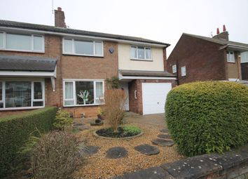 Thumbnail 3 bed semi-detached house to rent in Bentinck Road, Stockton-On-Tees
