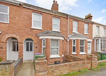 Thumbnail 3 bed terraced house for sale in Royal Military Avenue, Folkestone