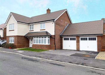 Thumbnail 5 bed detached house for sale in Nicholson Drive, Wokingham, Berkshire
