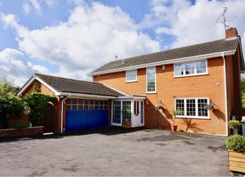 Thumbnail 4 bed detached house for sale in Sutton Acres, Bishop's Stortford