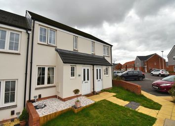 Thumbnail 2 bed terraced house for sale in Yarlington Mill, Cranbrook, Exeter