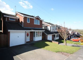 Thumbnail 3 bed detached house for sale in Riverdale Drive, Packmoor, Packmoor, Stoke On Trent