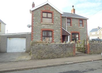 Thumbnail 3 bed property for sale in 20, Garth Street, Kenfig Hill, Bridgend.