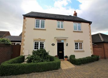 Thumbnail 3 bed detached house for sale in Oakley Rise, Wilstead, Bedfordshire