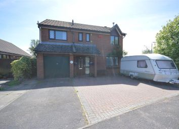 Thumbnail 5 bed detached house for sale in Greenfields Drive, Little Neston, Neston